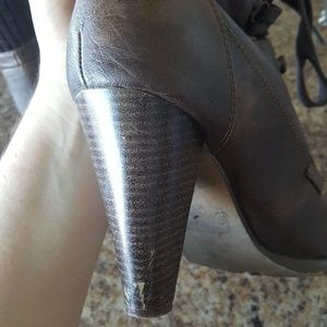 Forever 21 Shoes - Forever 21 Ankle Boots Size 7.5